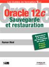 Livre numérique Oracle 12c - Sauvegarde et restauration