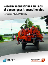 Livre numérique Réseaux monastiques au Laos et dynamiques transnationales