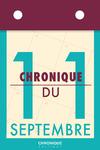 Livre numérique Chronique du 11 septembre