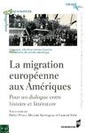 Livre numérique La migration européenne aux Amériques