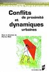 Livre numérique Conflits de proximité et dynamiques urbaines