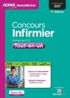 Livre numérique Concours Infirmier - Entrée en IFSI - Tout-en-un