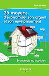 Livre numérique 25 moyens d'économiser son argent et son environnement