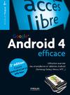 Livre numérique Android 4 efficace