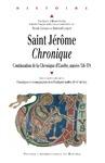 Livre numérique Saint Jérôme, Chronique