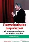 Livre numérique L'internationalisation des productions cinématographiques et audiovisuelles