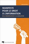 Livre numérique Manifeste pour le droit à l'information
