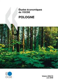 ?tudes ?conomiques de l'OCDE : Pologne 2008