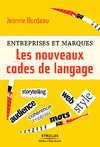 Livre numérique Entreprises et marques - Les nouveaux codes de langage