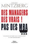 Livre numérique Des managers des vrais ! Pas des MBA