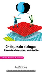 Livre numérique Critiques du dialogue