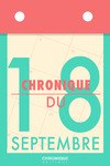 Livre numérique Chronique du 18 septembre