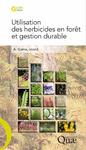 Livre numérique Utilisation des herbicides en forêt et gestion durable