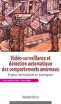 Livre numérique Vidéo-surveillance et détection automatique des comportements anormaux