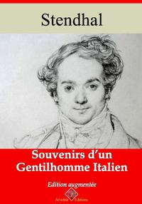 Souvenirs d'un gentilhomme italien – suivi d'annexes