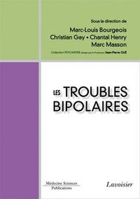 Livre numérique Les troubles bipolaires