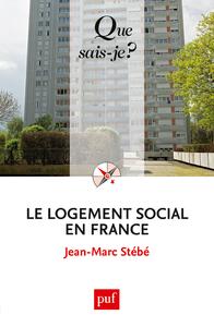 Le logement social en France, « QUE SAIS-JE ? » N° 763