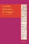 Livre numérique Condillac, philosophe du langage ?