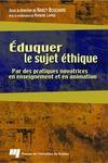 Livre numérique Éduquer le sujet éthique