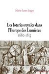 Livre numérique Les loteries royales dans l'Europe des Lumières