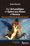 Livre numérique De l'Art poétique à l'Épître aux Pisons d'Horace