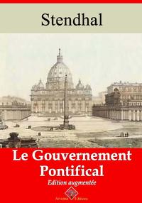 Le Gouvernement pontifical – suivi d'annexes, Nouvelle édition 2019