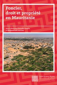 Livre numérique Foncier, droit et propriété en Mauritanie