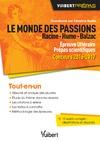 Livre numérique Le monde des passions. Epreuve littéraire. Prépas scientifiques