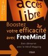 Livre numérique Boostez votre efficacité avec FreeMind