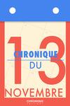 Livre numérique Chronique du 13 novembre