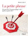 Livre numérique La petite phrase