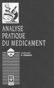 Analyse pratique du médicament
