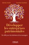 Livre numérique Développer les entreprises patrimoniales