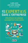 Livre numérique Les expert(e)s dans l'entreprise
