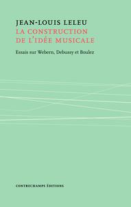 Livre numérique La construction de l'idée musicale