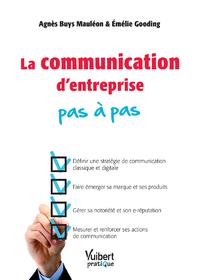 Livre numérique La communication d'entreprise pas à pas