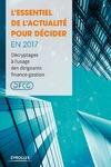 Livre numérique L'essentiel de l'actualité pour décider en 2017