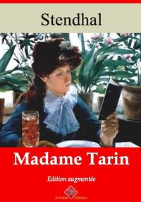 Madame Tarin – suivi d'annexes