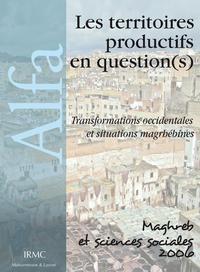 Livre numérique Les territoires productifs en question(s)
