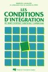 Livre numérique Les conditions d'intégration des enfants en difficultés d'adaptation et d'apprentissage