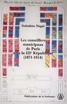 Livre numérique Les conseillers municipaux de Paris sous la Troisième République (1871-1914)