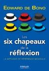 Livre numérique Les six chapeaux de la réflexion
