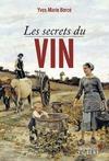 Livre numérique Les Secrets du vin