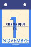 Livre numérique Chronique du 1er novembre