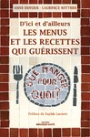 Livre numérique Les menus et les recettes qui guérissent
