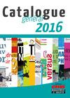 Livre numérique Catalogue des Editions EMS 2016