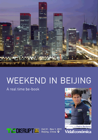 Weekend in Beijing, A real time be-book