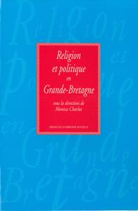 Livre numérique Religion et politique en Grande-Bretagne