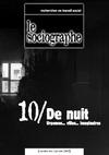 Livre numérique le Sociographe n°10 : De nuit. Urgences... villes... imaginaires
