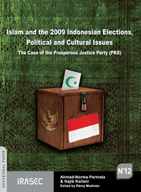 Livre numérique Islam and the 2009 Indonesian Elections, Political and Cultural Issues